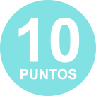 10 puntos